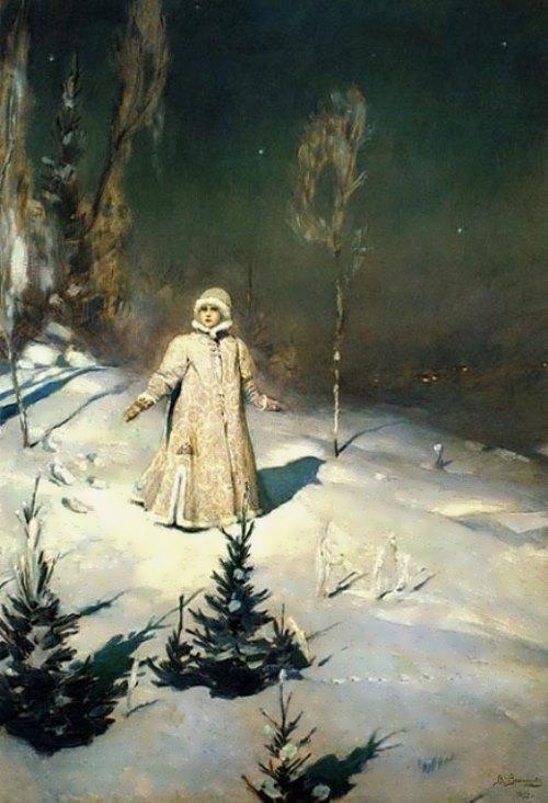 Viktor Vasnetsov – Great Russian Painter