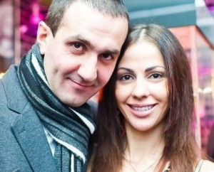 Beautiful Elena Berkova and Vladimir Savro