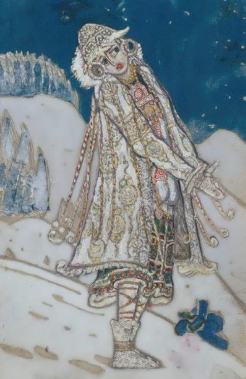 roerich snow maiden