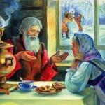 Fairy tale Snegurochka