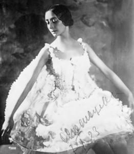 Olga Spesivtseva