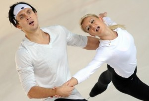 Awesome Tatiana Volosozhar and Maxim Trankov