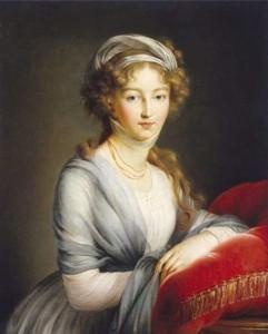 Elizaveta Alexeevna
