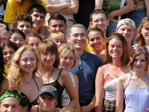 Khodorkovsky and youth