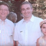 Khodorkovsky and Bill Gates
