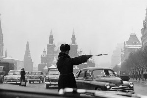 Moscow, Red Square, 1962
