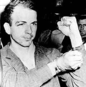 arrest of Lee Harvey