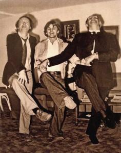 Brodsky, Baryshnikov and Rostropovich
