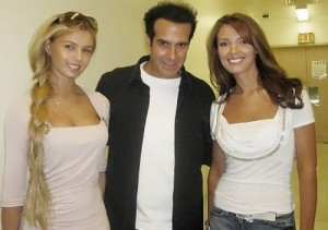 David Copperfield and Alexandra