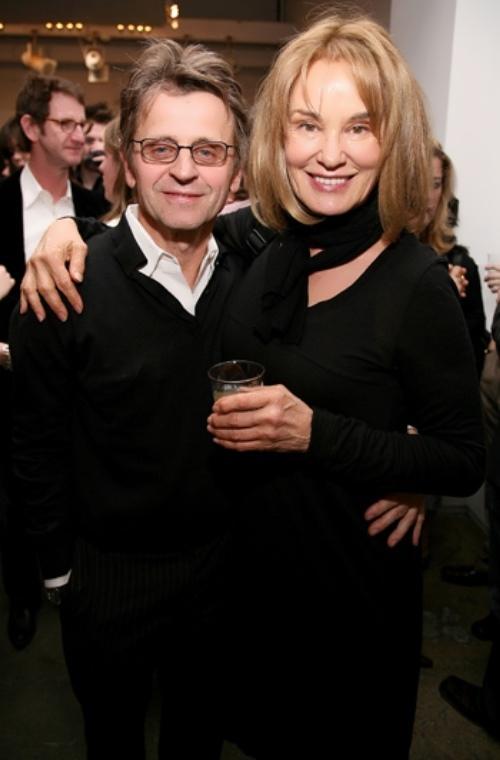 Baryshnikov and Jessica Lange