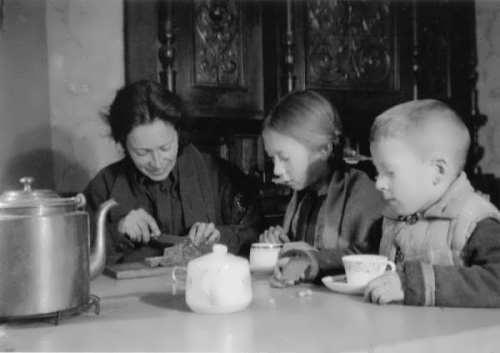 Siege of Leningrad dinner
