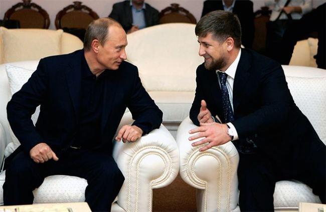 Vladimir Putin – Russian president