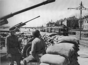 Besieged Leningrad