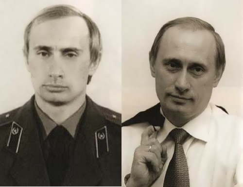 Vladimir Putin great person