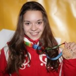 Adelina Sotnikova beautiful girl