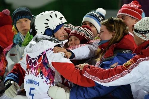 Alexander Smyshlyaev bronze medalist