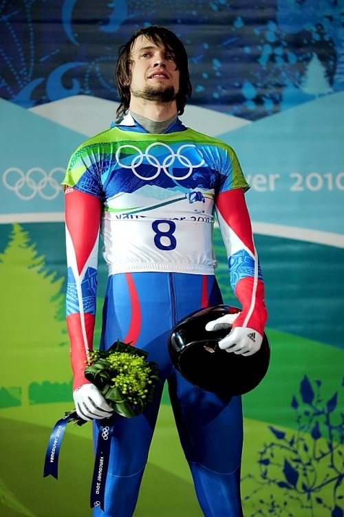 Alexander Tretiakov Russian athlete