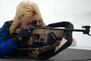 Anfisa Reztsova Queen of Biathlon