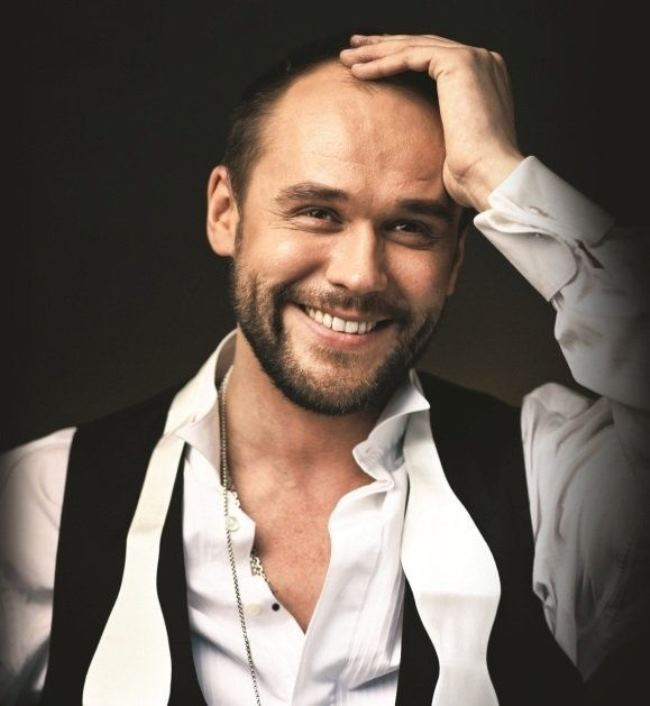 Maksim Averin, Russian actor