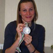 Anastasia Kuzmina – Olympic Champion