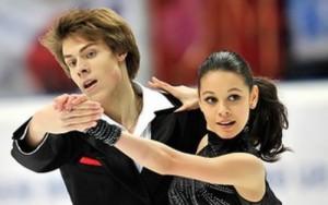 Elena Ilinykh Nikita Katsalapov Olympic champions
