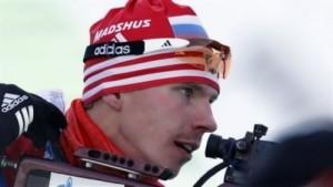 Evgeny Ustyugov, biathlon
