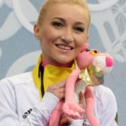 Alena Savchenko – German skater from USSR