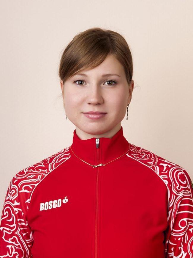 Olga Fatkulina – Russian skater