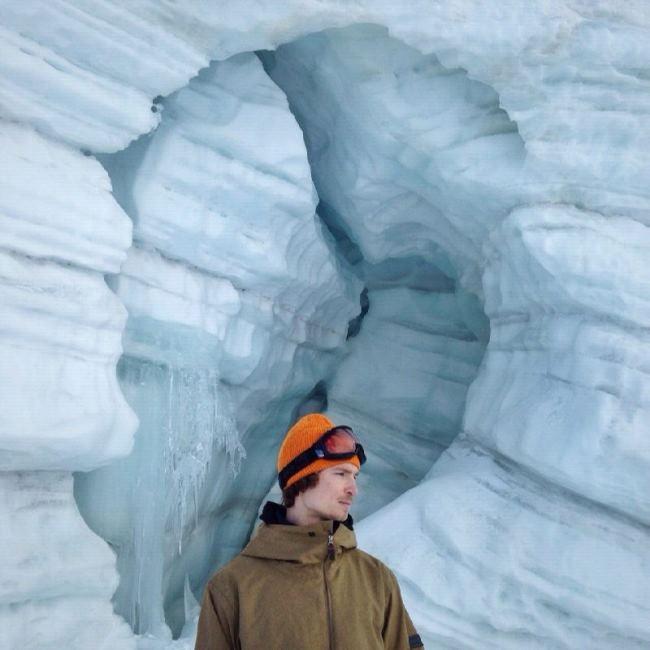 Yuri Podladchikov – snowboarder