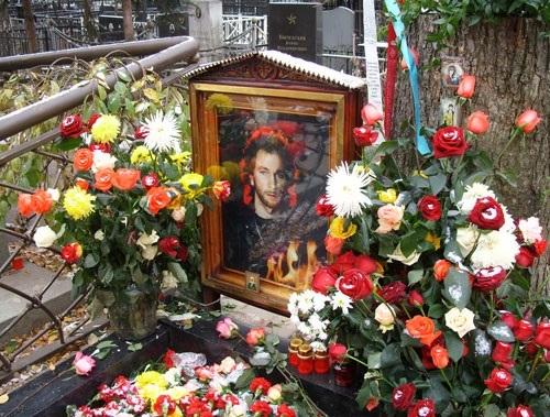 Igor Talkov grave