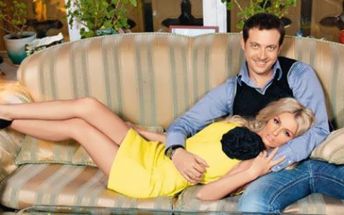 Kirill Safonov and Alexandra Savelieva