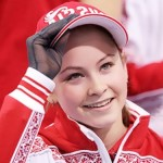 Julia Lipnitskaya Olympic champion