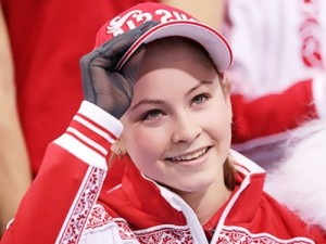 Julia Lipnitskaya Olympic champion