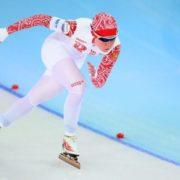Olga Graf – speed skater