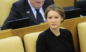 Maria Kozhevnikova actress became a politician