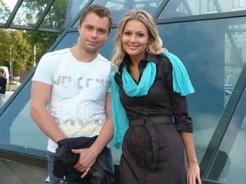 Alla and Kuzya. Kozhevnikova and Vitaly Gogunsky