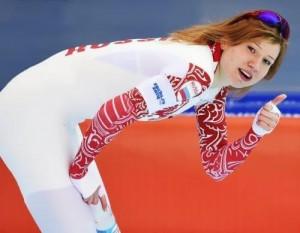 O. Fatkulina – Olympic silver medalist