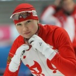 O. Fatkulina – Russian speed skater