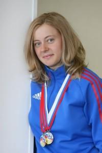 Olga Viluhina Olympic medalist
