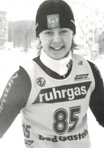 Olga Vilukhina Russian biathlete