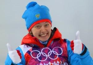 Olga Vilukhina Sochi 2014