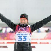Anastasia Bryzgalova most beautiful girl at Olympics 2018