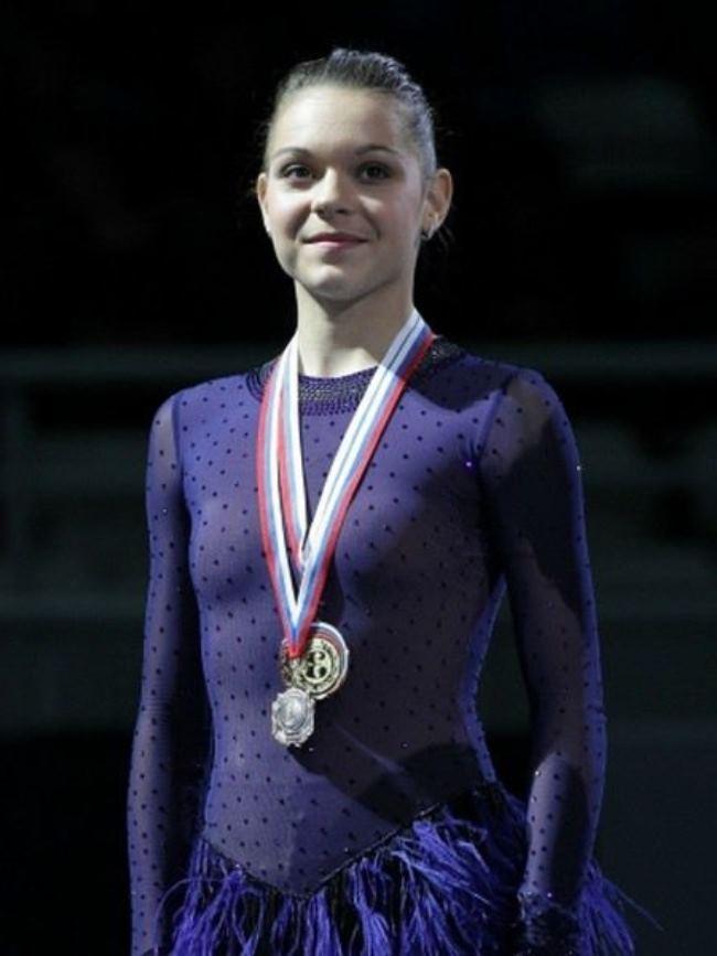 Adelina Sotnikova – figure skater