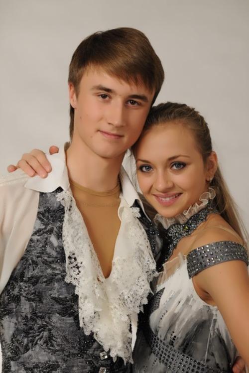 Victoria Sinitsina Ruslan Zhiganshin