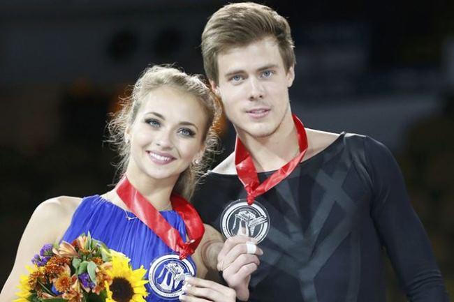 Elena Ilinykh – Nikita Katsalapov