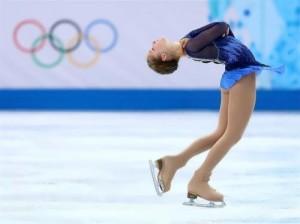 Julia Lipnitskaya youngest champion