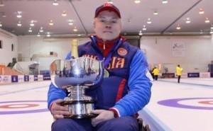 Alexander Shevchenko Paralympics participant