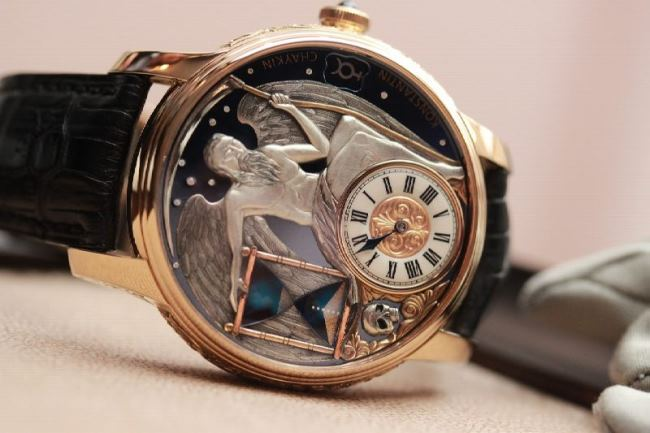 Awesome watch by Konstantin Chaykin
