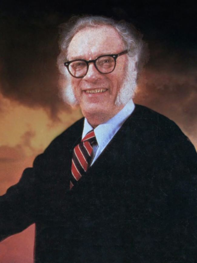 Isaac Asimov – science fiction writer
