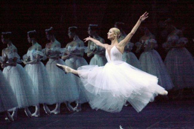 Brilliant Volochkova Anastasia